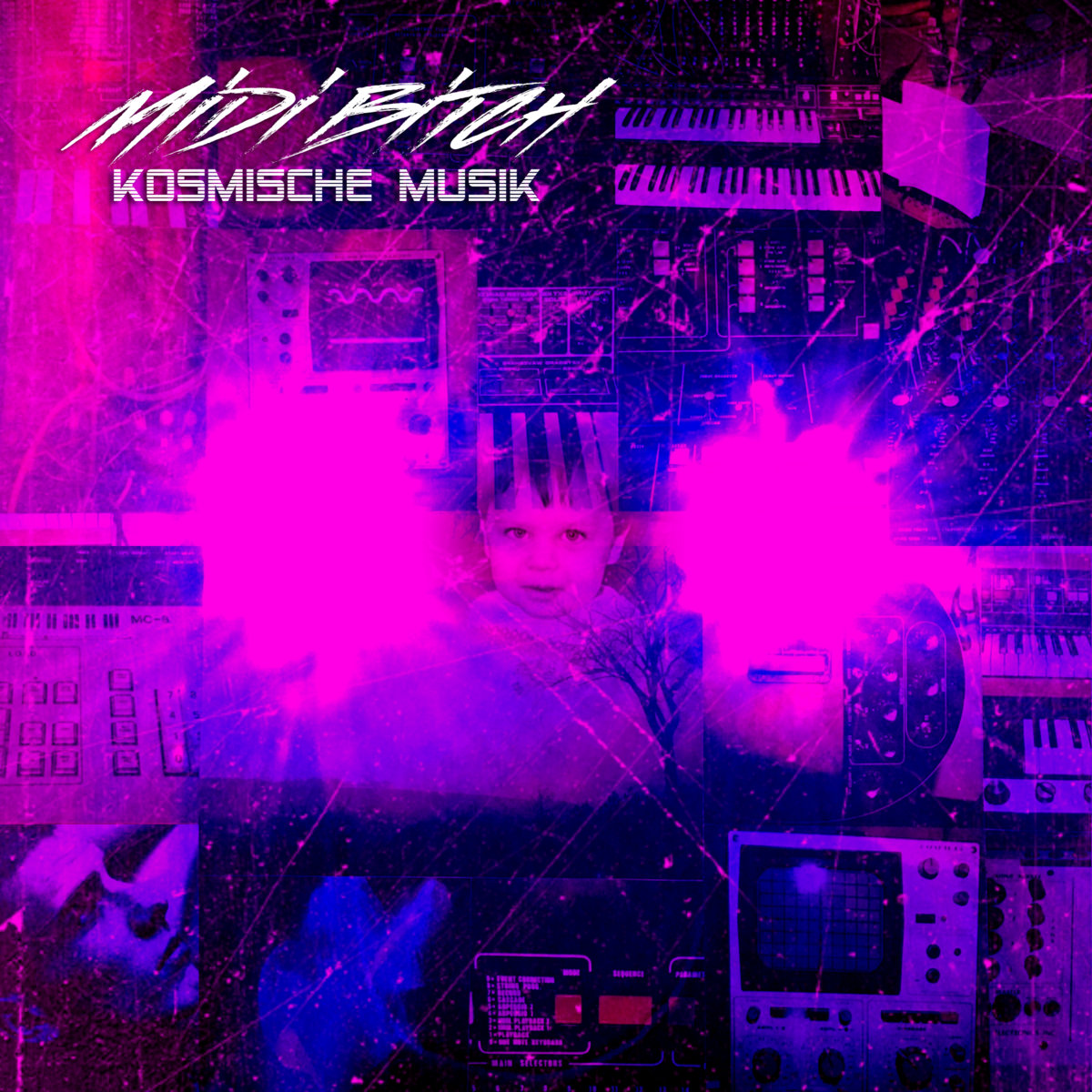 M!D! B!TCH - KOSMISCHE MUSIK 1